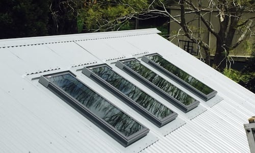 Velux flashing options -