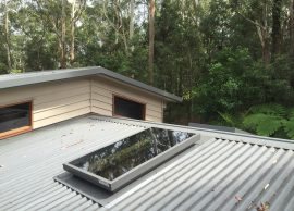 sp bush fire rated skylights