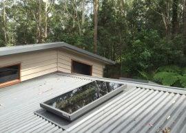 sp bush fire rated skylights
