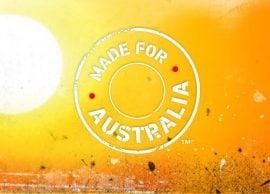made for australia logo