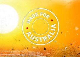 made for australia logo